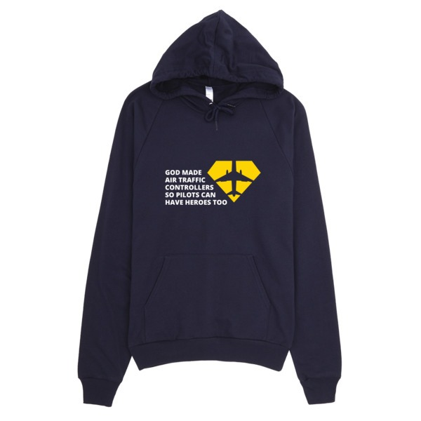 Air Traffic Controller Hoodie Navy