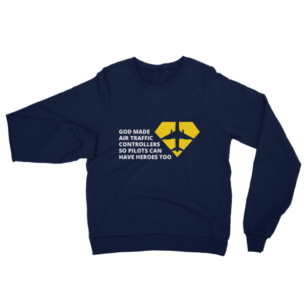 Air Traffic Controller Sweatshirt Navy