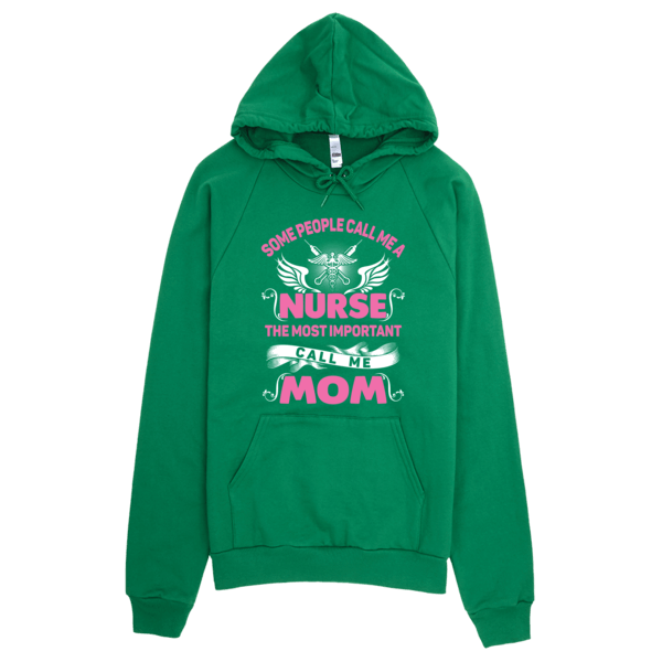 Call Me Nurse Mom Unisex Green