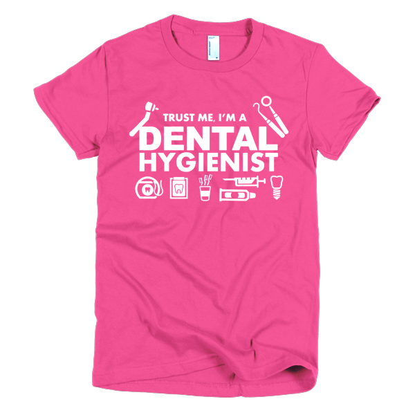 Trust Me - Dental Hygienist T-Shirts