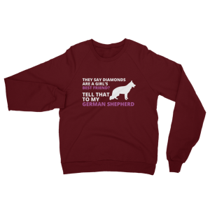 German Shepherd Best Friend Sweatshirt Truffle