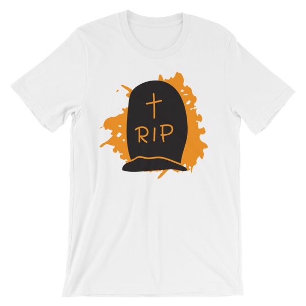 Halloween RIP Tombstone T-Shirt