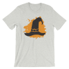 Halloween Witches Hat T-Shirt Ash Unisex