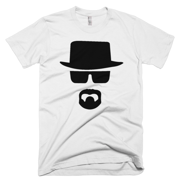 TV Show Tees - Heisenberg Breaking Bad T-Shirt