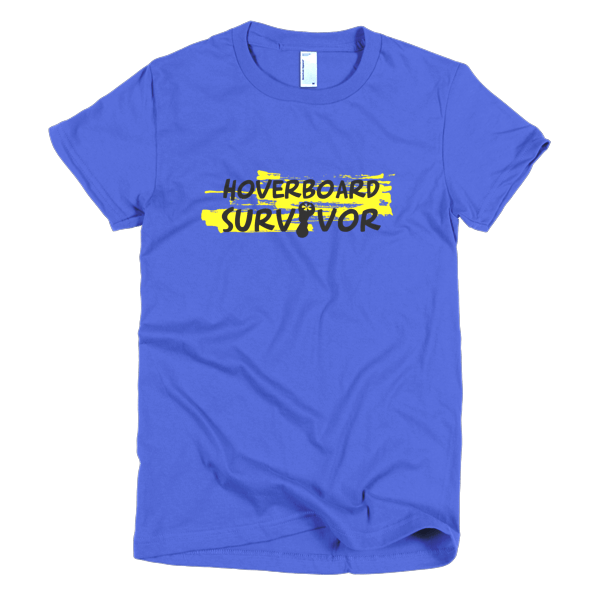 Hoverboard Survivor T-Shirt For Women