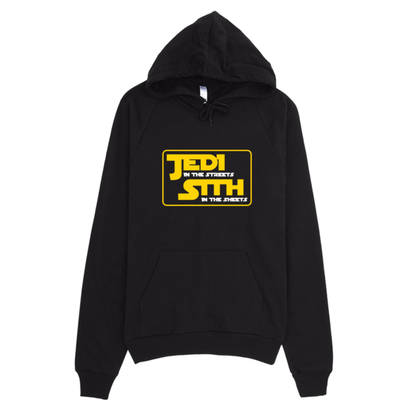Jedi In The Sheets Hoodie Black