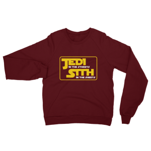 Jedi In The Sheets Sweatshirt Truffle