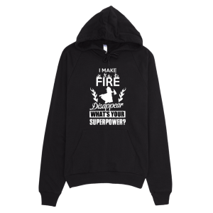 Make Fire Disappear - Unisex Hoodie