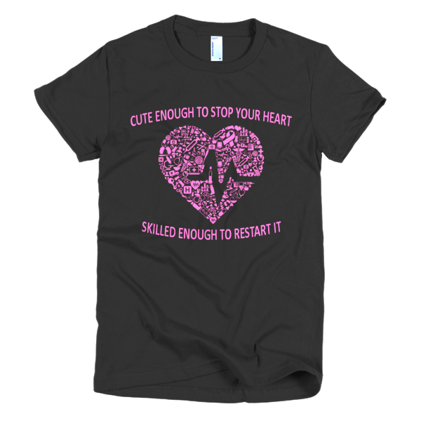 Stop Your Heart - Nurse Tees