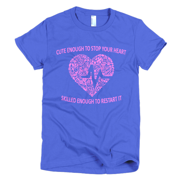 Stop Your Heart - Shirts For Nurses