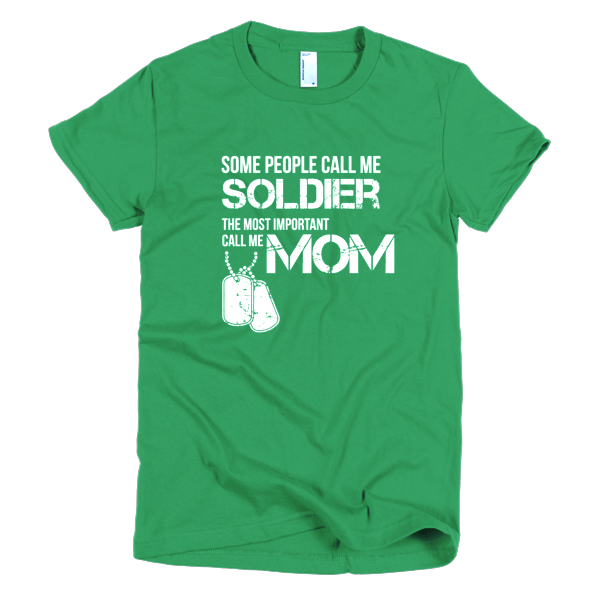 Shirts For Soldier Moms