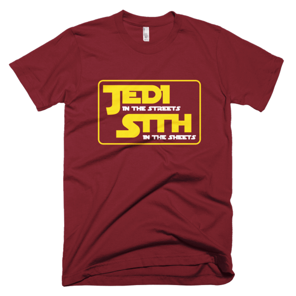 Jedi In The Streets - Star Wars T-Shirts For Sale